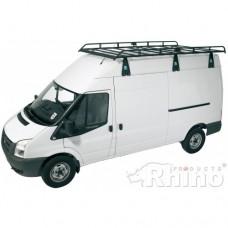 Rhino Modular Roof Rack - Transit 2000 - 2014 LWB High Roof