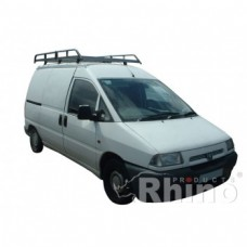 Rhino Modular Roof Rack - Scudo 1995 - 2007 SWB Low Roof Twin Doors