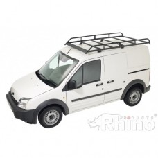 Rhino Modular Roof Rack - Transit Connect 2002 - 2014 SWB Twin Doors