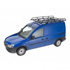 Rhino Modular Roof Rack - Combo 2001 - 2012 SWB Twin Doors