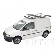 Rhino Modular Roof Rack - Caddy 2004 - 2010 SWB Twin Doors