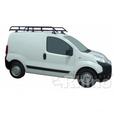 Rhino Modular Roof Rack - Nemo SWB Twin Doors