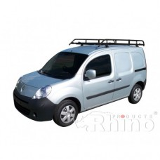 Rhino Modular Roof Rack - Kangoo 2008 on Maxi Twin Doors