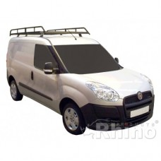 Rhino Modular Roof Rack - Doblo 2010 on SWB Twin Doors