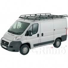 Rhino Modular Roof Rack - Movano 2010 on MWB High Roof L2 H2 (not fibreglass roof)