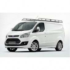 Rhino Modular Roof Rack - Transit Custom 2012 on LWB Low Roof Twin Doors