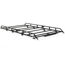 Rhino Modular Roof Rack - Trafic 2014 on LWB Low Roof Twin Doors