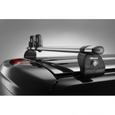 2 x Rhino KammBar - Transit 2014 on New Shape L3 H2 Twin Doors