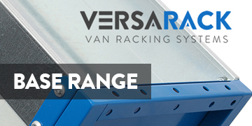 Base Range Versarack Van Racking