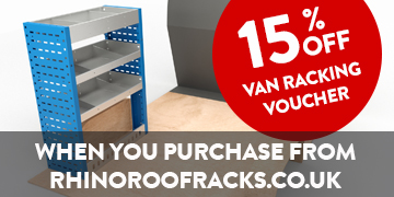 Versarack Van Racking Offer