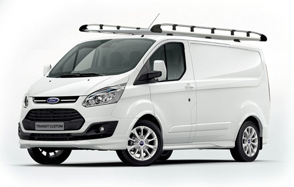 Ford Transit Custom Roof Racks