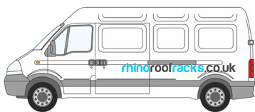 interstar rhino roof bars