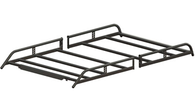 2 PIECE MODULAR ROOF RACK