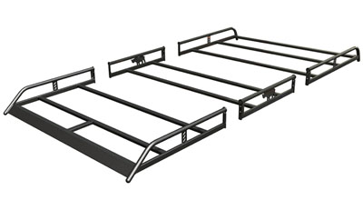 3 PIECE MODULAR ROOF RACK FOR MEDIUM VANS
